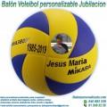 Balón Voleibol Personalizable diseño Jubilaciones
