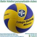 Balón Voleibol Personalizable diseño Clubes