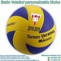 Balón Voleibol Personalizable diseño Celebrar Títulos