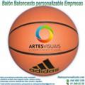 Balón Baloncesto Personalizable Empresas