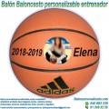 Balón Baloncesto Personalizable Entrenadores