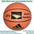 Balón Baloncesto Personalizable Eventos