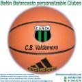Balón Baloncesto Personalizable Clubes