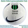 Balón Fútbol Personalizable Clubes Nike Pitch