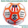 Balón Fútbol Personalizable Clubes Nike Strike