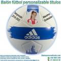Balón Fútbol Personalizable Celebrar Títulos adidas EPP2
