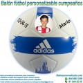 Balón Fútbol Personalizable Cumpleaños adidas EPP2