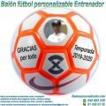 Balón Fútbol Personalizable Entrenadores Nike Strike
