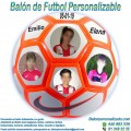 Balón Fútbol Personalizado Total Nike Strike