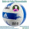 Balón Fútbol Personalizado Total adidas EPP2