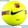 Balón Fútbol Personalizado del Fc. Barcelona