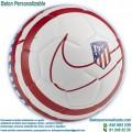 Balón Fútbol Personalizado del Atlético de Madrid