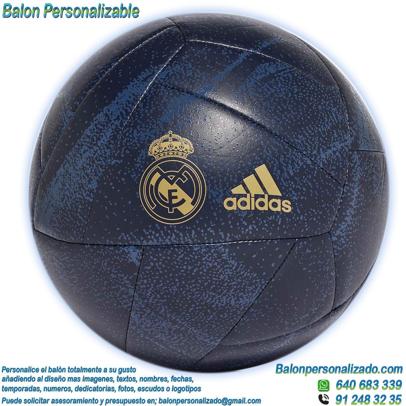 Bal/ón de f/útbol Real Madrid