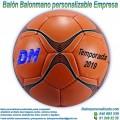 Balón Balonmano Personalizable diseño Empresas