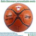 Balón Balonmano Personalizable diseño Eventos