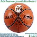Balón Balonmano Personalizable diseño Aniversarios