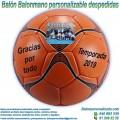 Balón Balonmano Personalizable diseño Despedidas