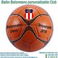 Balón Balonmano Personalizable diseño Clubes